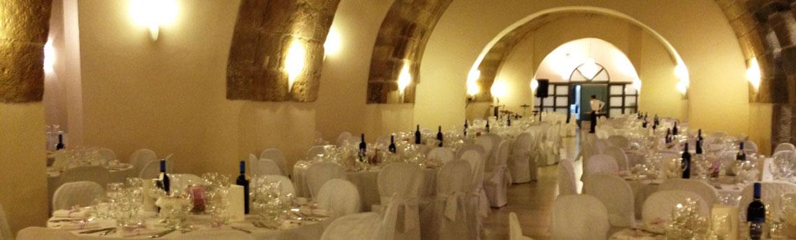 Sala ricevimenti Basilicata